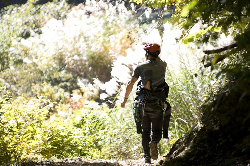 Zustieg zum Chrystal Canyon - Stefan Hofmann